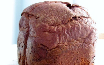 Chocolate Bread for the Bread Machine