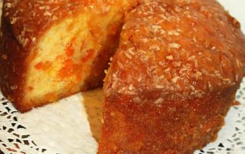 Mango Rum Cake