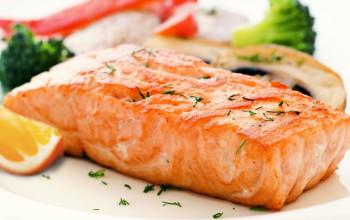 Honey Orange Salmon with Honey Orange Sauce