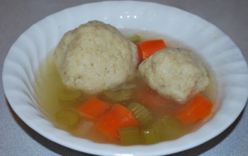 Good Old-Fashioned Chicken Soup