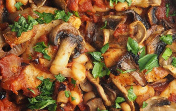 Tuscan Chicken – Pre-Yom Kippur Fast