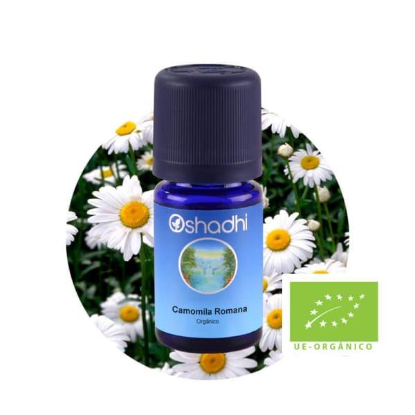 Camomila Romana - Óleo Essencial Orgânico - 3ml