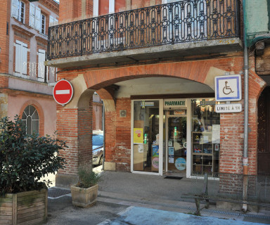 Image pharmacie dans le département Ariège sur Ouipharma.fr