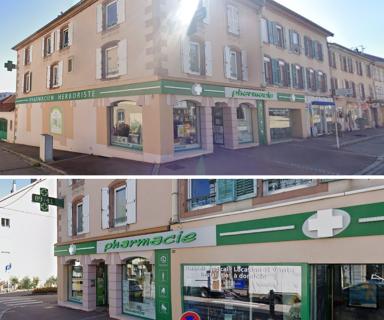 Image pharmacie dans le département Vosges sur Ouipharma.fr