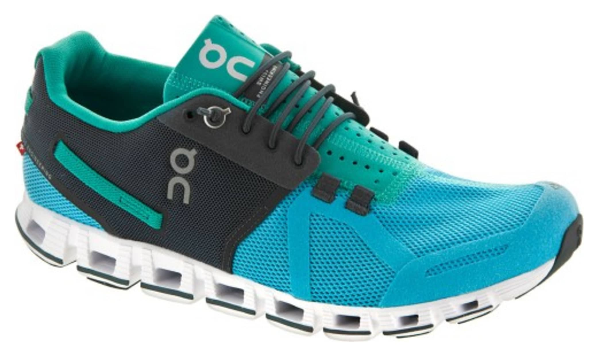 on women 39 s cloud running shoe atoll green 7 5. Black Bedroom Furniture Sets. Home Design Ideas