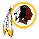 Redskins pre logo