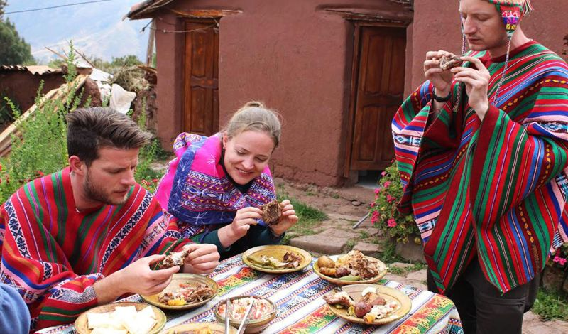 APINA: Cusco Discovery Tour: Local Customs and Cuisine in Patabamba