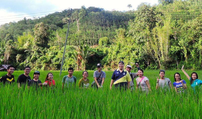 Kiulu Farmstay: Malaysia Farm Tour: Exploration and Relaxation