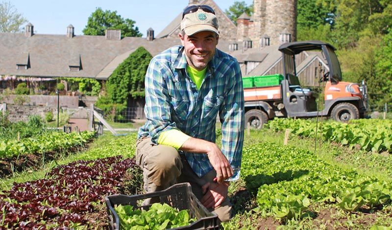Stone Barns Center: New York Farm Tour: A Weekend at the Farm