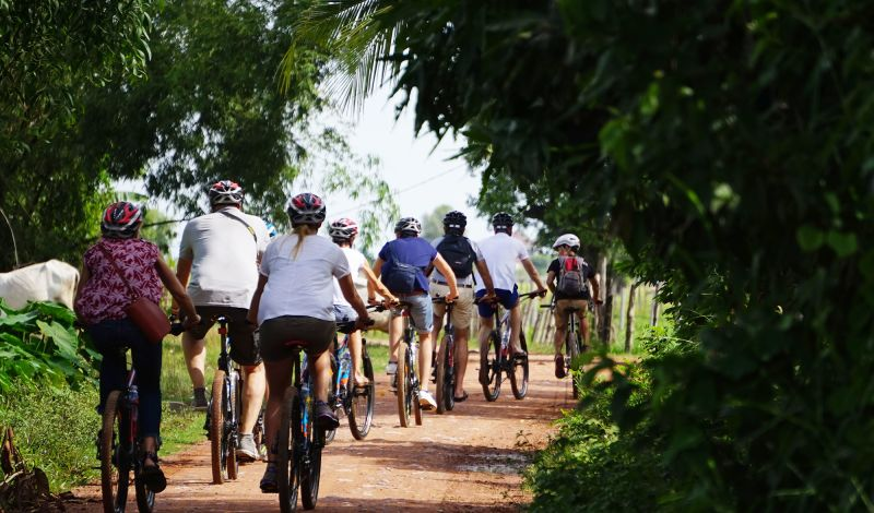 Siem Reaper: Siem Reap Bike Tour: Cycle the Cambodian Countryside