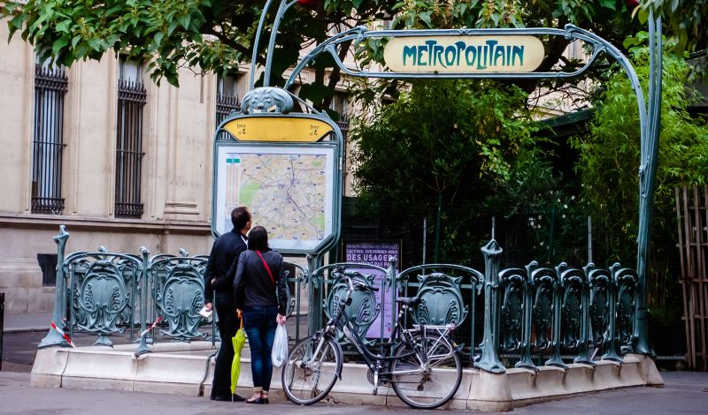 Cultur'emoi: Paris Metro Tour: Discover the Paris Subway