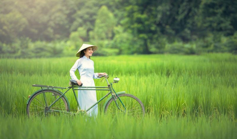 Karma Waters: Hoi An Culture Tour: Biking, Organic Farming, & Vegan Cooking