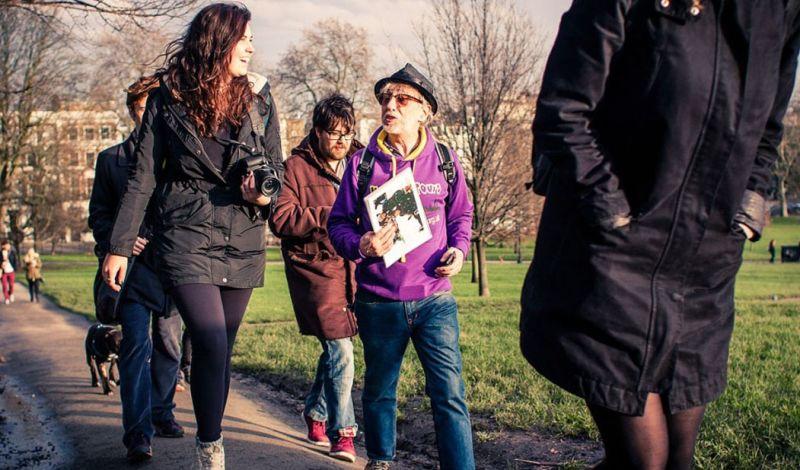 Unseen Tours: Camden Walking Tour: Art & Music in London's Unseen Borough