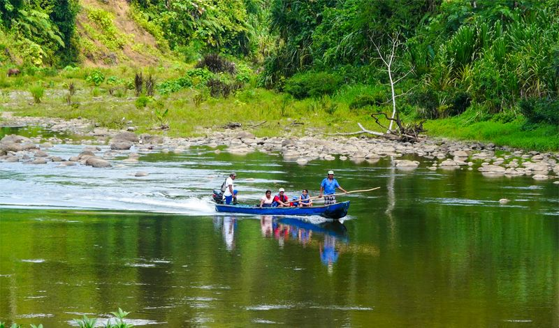 STIBRAWPA: Costa Rica Community Tour: Meet the People of the Yorkin River
