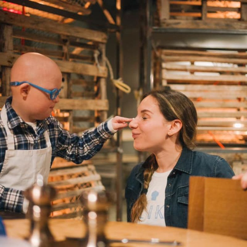 Make Pizza From Scratch to Support Children with Disabilities