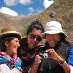 indigeneous people of Bolivia