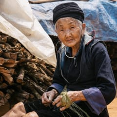Black Hmong - Vietnam minorities