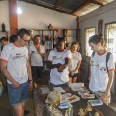Togo craft village - handicraft souvenir