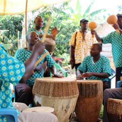 Uganda tradition - Uganda village life
