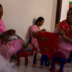 Indian handicrafts - Indian textiles