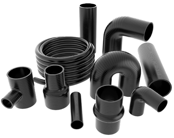 Redback Silicone Hose Products. Every Shape & Size!