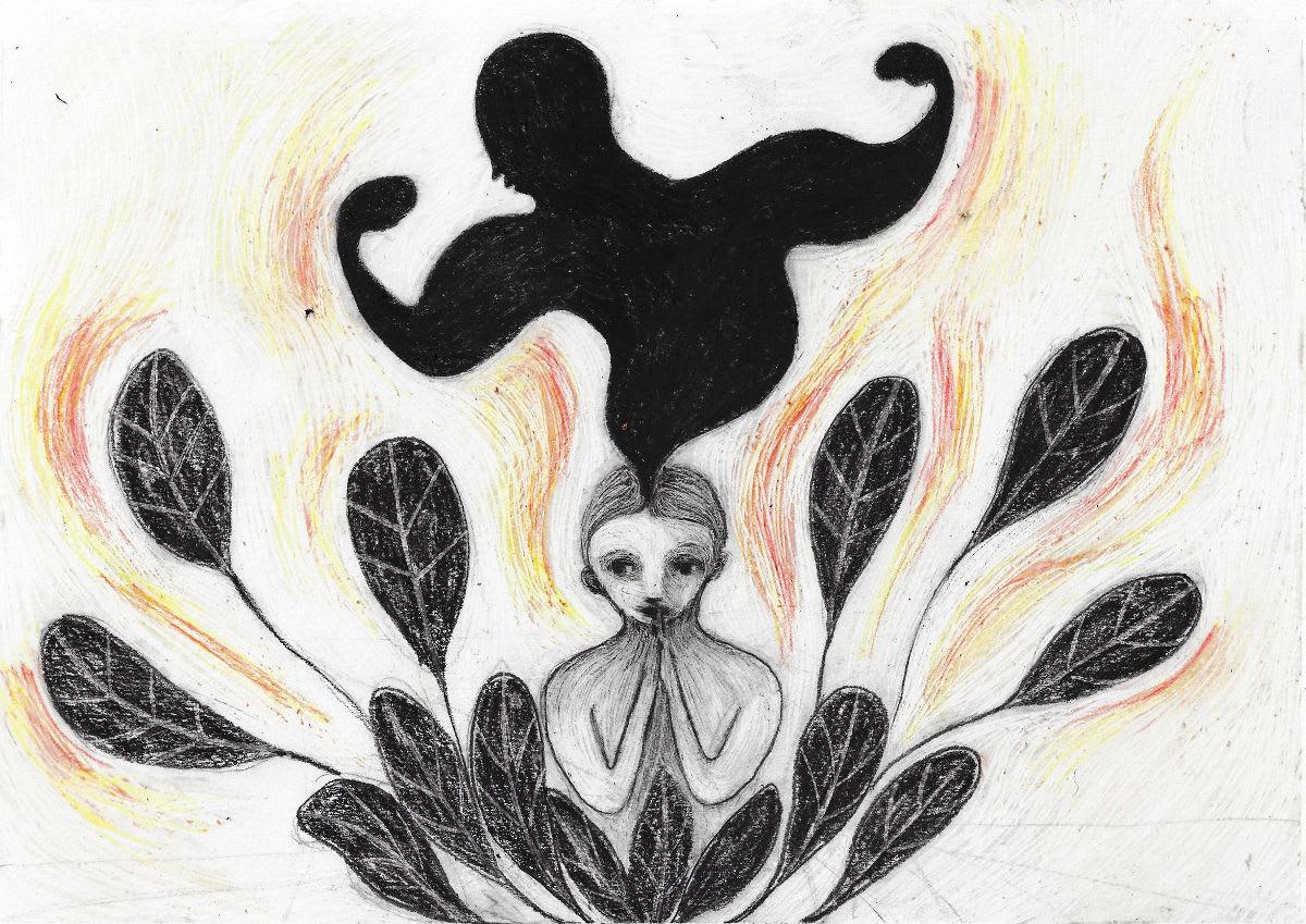 Sogno n.4 - Illustrato da Beatrice Pucci