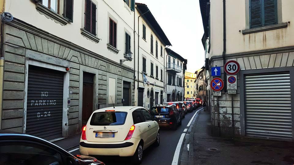Prato: il piano per la sosta in centro storico è un grande mah!