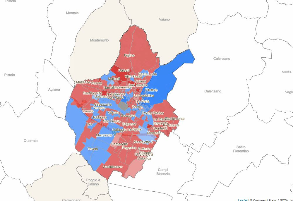 Regionali 2020: i risultati a Prato e in Provincia
