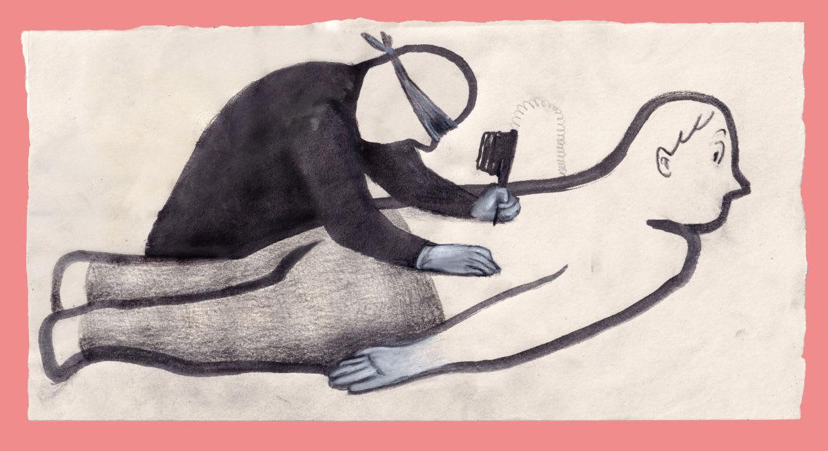 Sogno n.3 - Illustrato da Marco Smacchia