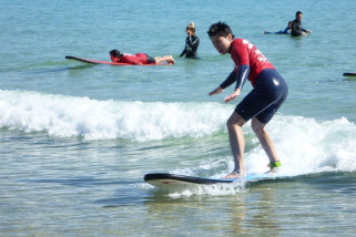 Surfing Lesson - Gold Coast - For 2