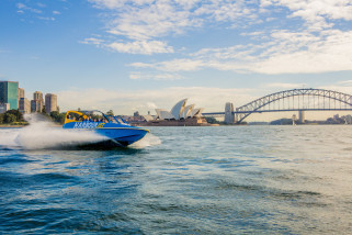 Jet Boat Sydney - Middle Harbour Adventure - Adult