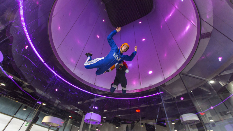 High Fly Indoor Skydive Package 2 Flights