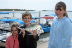Fishing and Crabbing Adventure for Kids