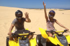 4 Wheel Drive and Sand Boarding Tour