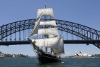 Tall Ship Canape Cruise, Unlimited Wine and Music - For 2