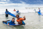 Surfing Lesson - 2 Hours - Gold Coast
