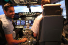 Boeing 737-800 Flight Simulator - 30 Minutes