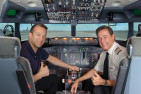 Boeing 737-800 Flight Simulator - 45 Minutes
