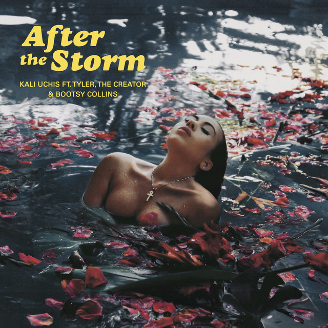 Kali Uchis - After The Storm (feat. Tyler, The Creator & Bootsy Collins) album artwork