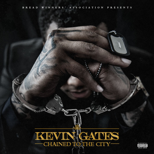 Kevin Gates - Change Lanes album artwork