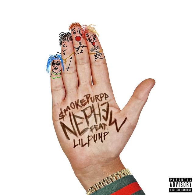 Smokepurpp - Nephew (feat. Lil Pump) album artwork