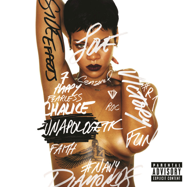 Rihanna - Phresh Out The Runway album artwork