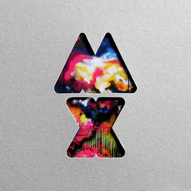 Coldplay - Princess of China album artwork