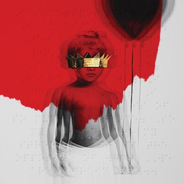 Rihanna - Kiss It Better album artwork