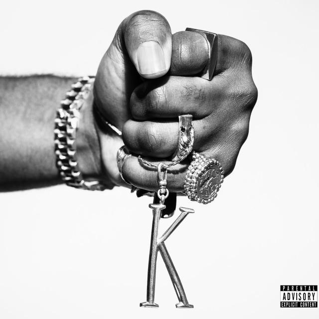 Big K.R.I.T. - 1 Oh Oh album artwork