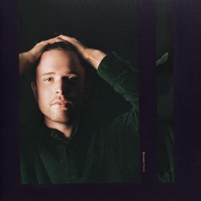 James Blake - Assume Form album artwork