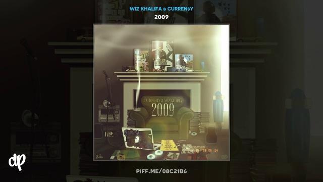 DatPiff - Wiz Khalifa & Curren$y - From The Start [2009] album artwork