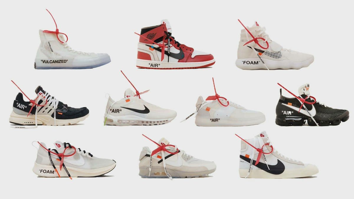 6f3b3be7f039f0 Here s how to cop Virgil Abloh s Nike