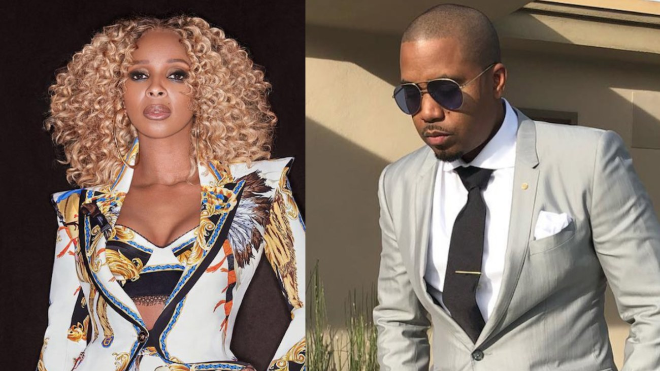 231702d84b6 Nas and Mary J. Blige team up for summer tour