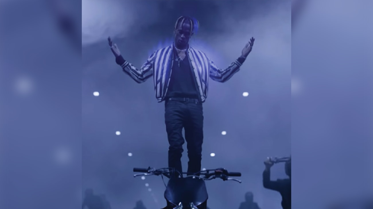 4832b5d2526 Travis Scott delivers yet another Astroworld video for